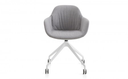 Crassevig Pola Round P PB1 Office Chair 3