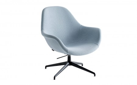 Crassevig Pola Lounge LP PB3 swivel armchair 4