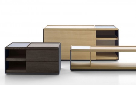 BB Italia Surface console