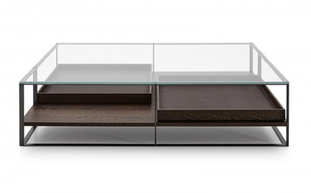 Maxalto Lithos coffee table