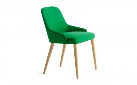 Crassevig Axel R 4W chair 0004s 0000s 0003 Axel R 4W FU Green