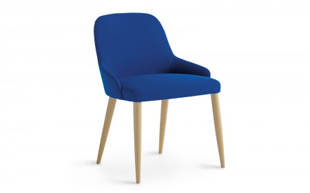 Crassevig Axel R 4W chair 0004s 0000s 0004 Axel R 4W FU Blue