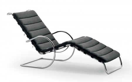 Knoll MR Bauhaus chaise lounge