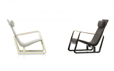 Cite lounge chair Vitra