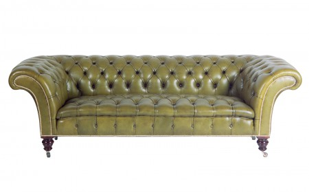 TDN Custom Chesterfield sofa