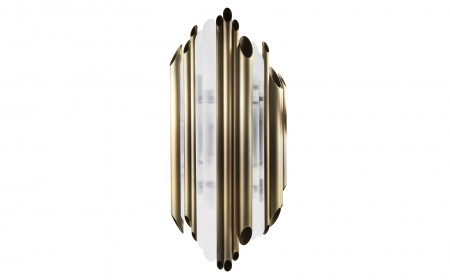Contardi Bach wall light 0007s 0000s 0000 BACH AP LARGE BRONZE