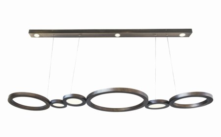 Contardi Vegas ceiling light 0007s 0000s 0001 VEGAS SO BRONZE 1