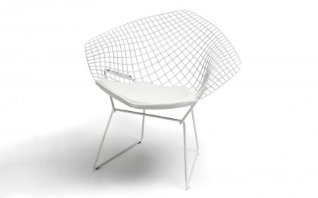Knoll Bertoia Diamond Outdoor Armchair