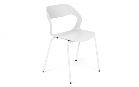 Crassevig Mixis Air R 4L chair 0004s 0000s 0000 Mixis Air R 4L LQ White PWH White 002
