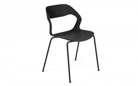Crassevig Mixis Air R 4L chair 0004s 0000s 0002 Mixis Air R 4L LQ Black PBK Black 002