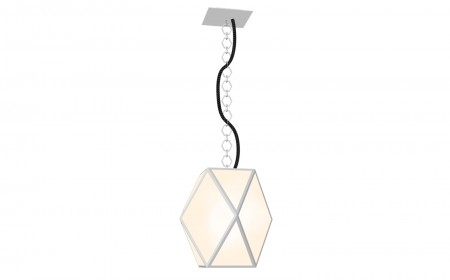 Contardi Muse Suspended Light 0008s 0000s 0000 MUSE OUTDOOR SO WHITE 1